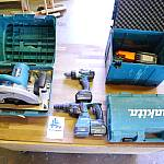 MAKITA   Set (5)