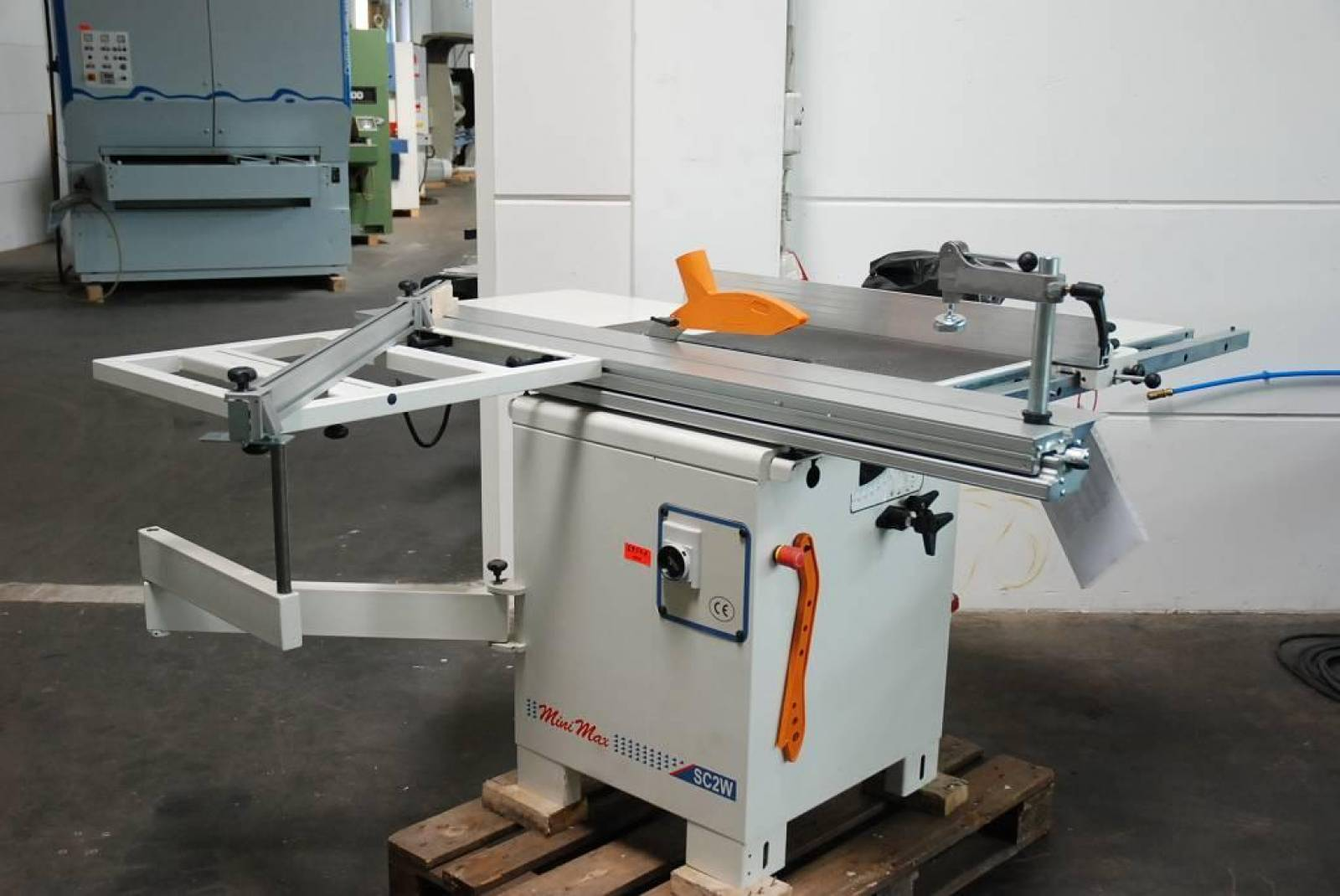 Sliding table saw MINI-MAX SC 2 buy second-hand