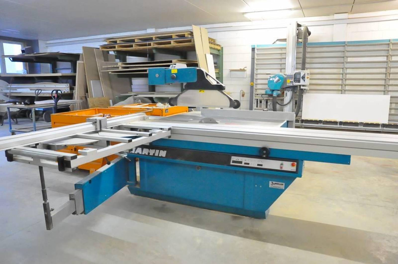 Sliding table saw MARTIN T 73 CLASSIC buy second-hand