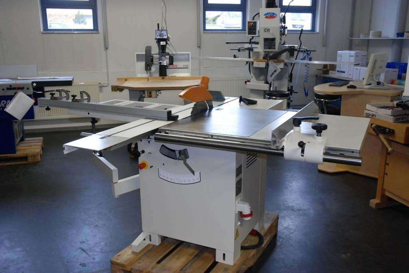 Sliding table saw MINI-MAX SC 3 W buy second-hand