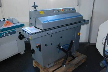 Edgebander VIRUTEX EB 40 buy second-hand