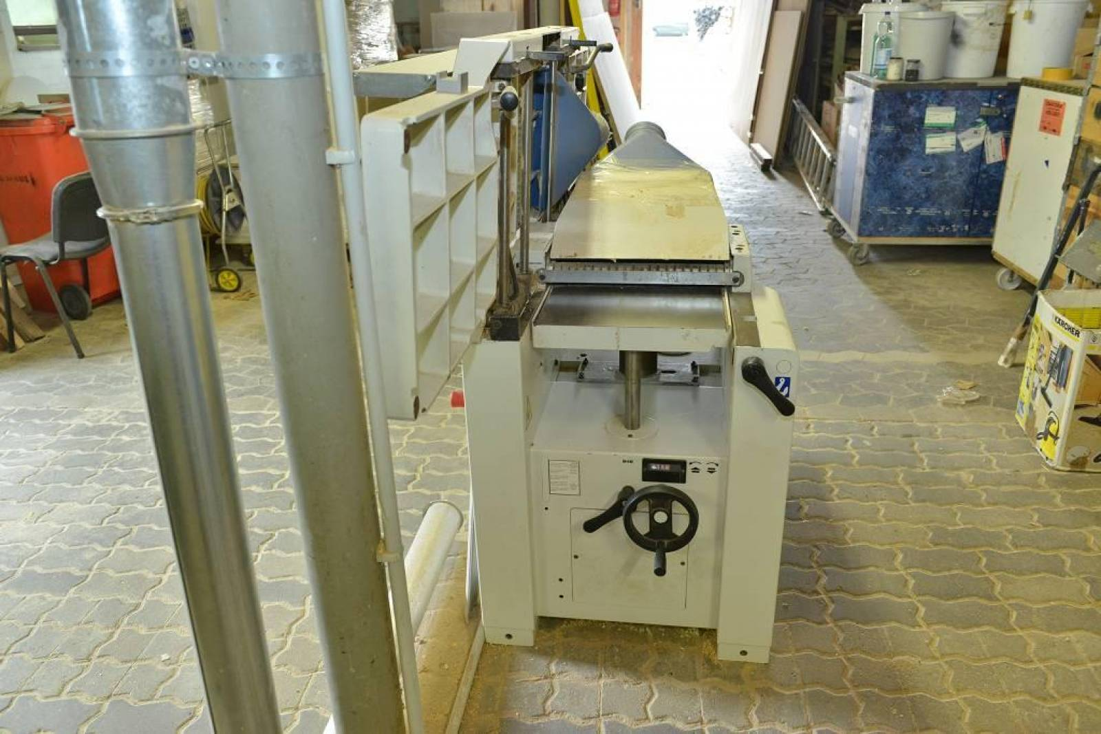 41 Elite combined surface/ thickness planing machine mini-max fs 41