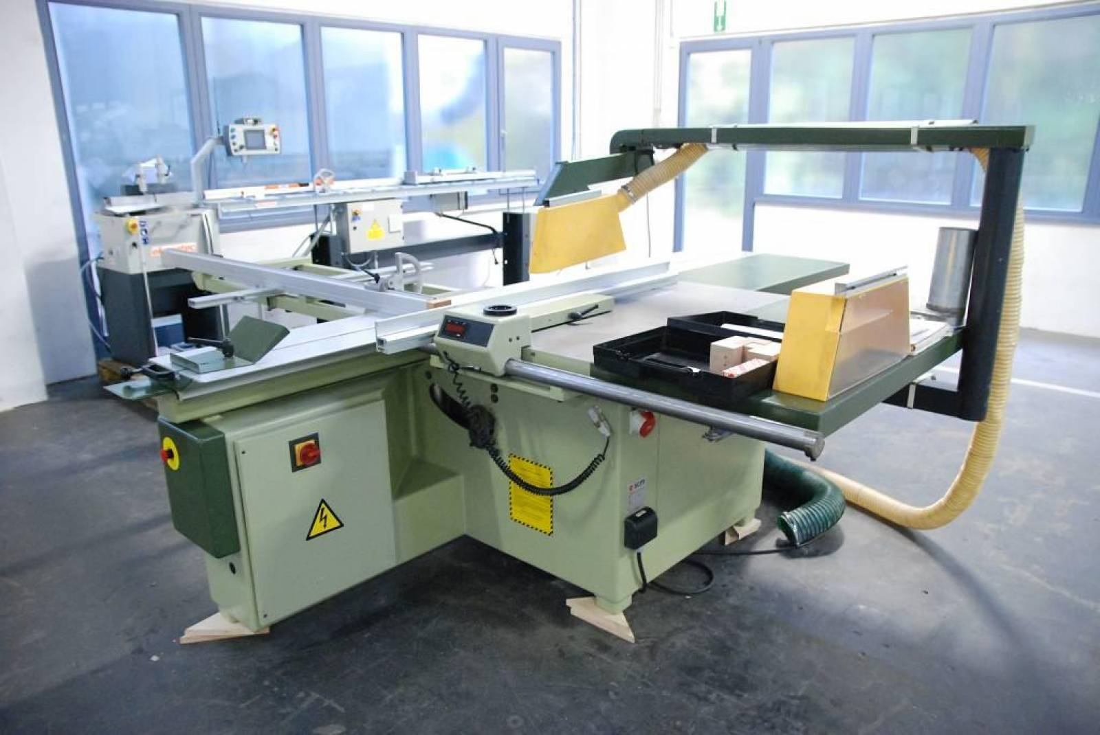 Sliding table saw SCM SI 3200 buy second-hand