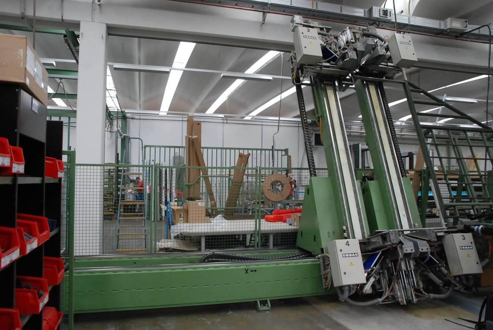 Beliebt Bevorzugt Kunststofffenster-Schweißmaschine URBAN AKS 8010T -35/30 gebraucht #AV_68