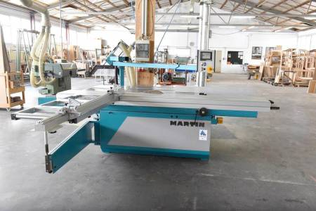 Sliding table saw MARTIN T 60 CLASSIC buy second-hand