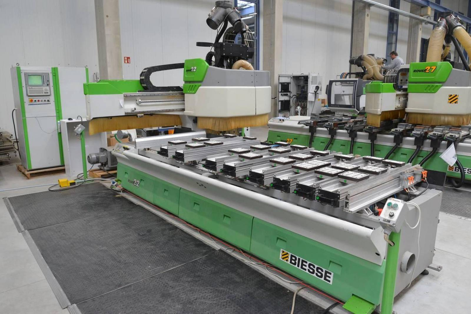 Cnc Machining Centre Biesse Rover 22 Buy Second Hand