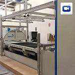 BÜRKLE MULTIFOILER BTF 1528 1400 Rotation System
