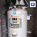 SCHNEIDER DRUCKLUFT 670-270 ST + DK 600 ECO