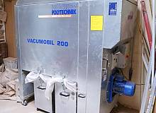 HÖCKER VACUMOBIL VT 200 -L