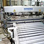 Entstaubungsmaschine WANDRES Micro-Cleaning + Tornado