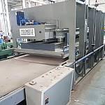Feed-through veneer press COLOMBO R.