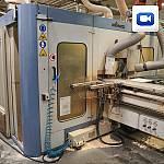Holzfensterfertigungsanlage GMC SERVICE LINEA