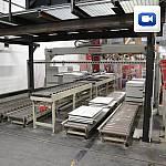 Montagelinie für Korpusmöbel PRIESS & HORSTMANN