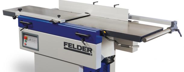 Surface Planer Of The Company FELDER