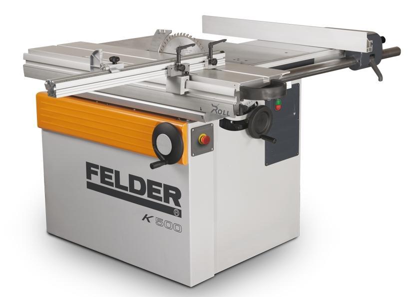 Felder K 500 Wood Tec Pedia