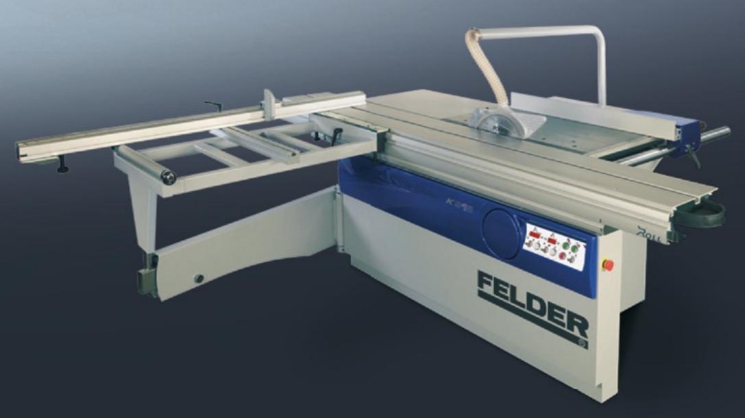 FELDER K 915 - WOOD TEC PEDIA