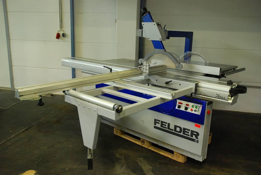 FELDER K 975 - WOOD TEC PEDIA