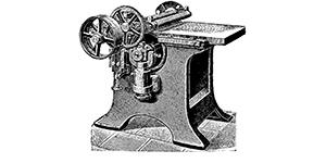 Zylinderschleifmaschine mit Vorschub