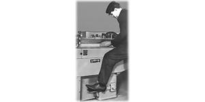 Erste echte Kehlmaschine