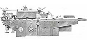 Weinig - Mehrfachkehlmaschine
