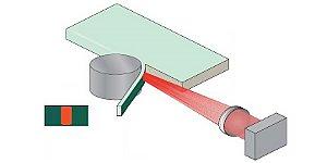 Kantenanleimen mit Laser