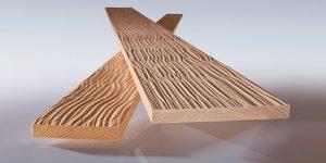 Trend: rustikale Oberflächenstrukturen