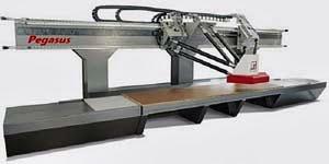 Experimentelle CNC mit Parallelkinematik