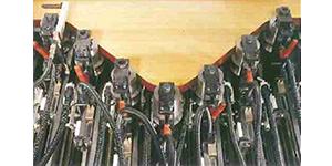 Durchlaufmaschine für Formteile