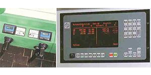 Automatische Verstellsysteme für Vierseiter