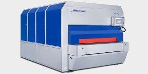 3D-LaserScan für Breitbandschleifmaschinen