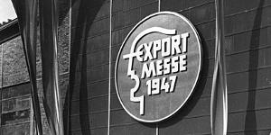 Erste Export-Messe Hannover