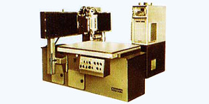 Erstes CNC-Bearbeitungszentrum